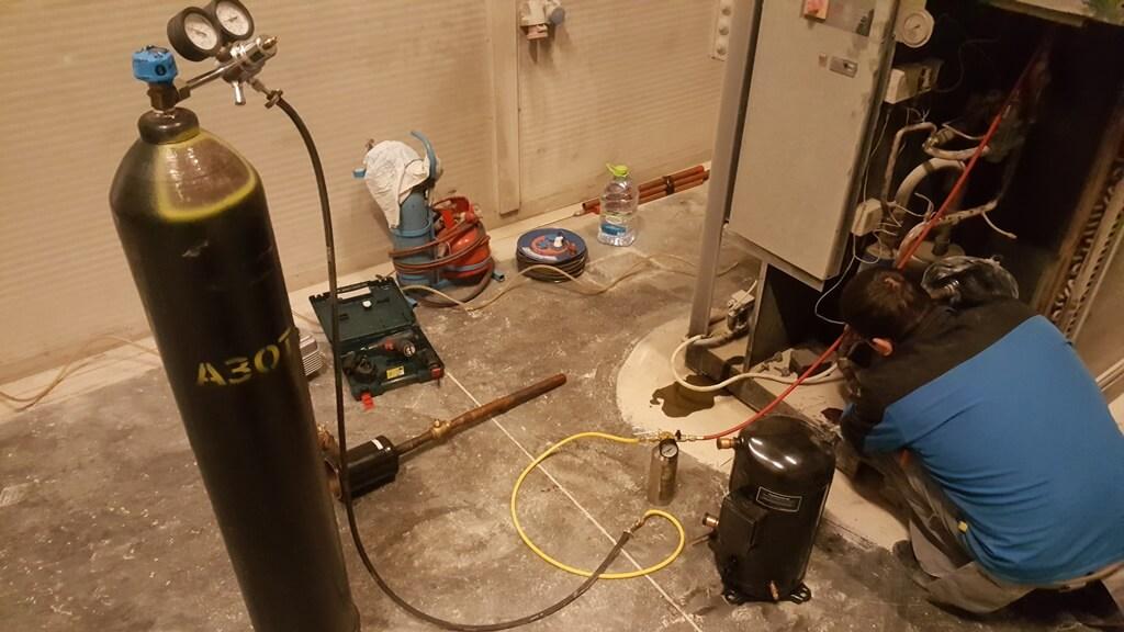 Промывка рефрижератора своими руками 1067