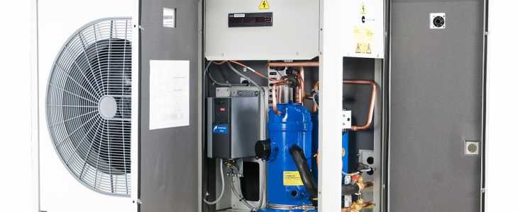 Восстановление работоспособности компрессорно-конденсаторных блоков КК