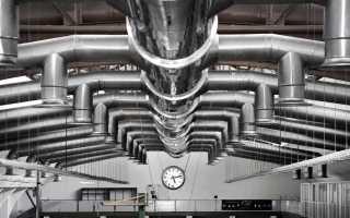 Кондиционирование воздуха на производстве