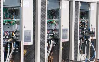 Техобслуживание компрессорно-конденсаторных блоков