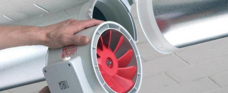 Система принудительной вентиляции: что это и как работает