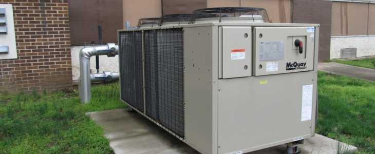 Чиллер или ККБ как охладители в приточной вентиляции