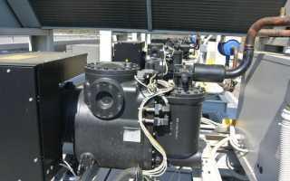 Замена масла в компрессорах
